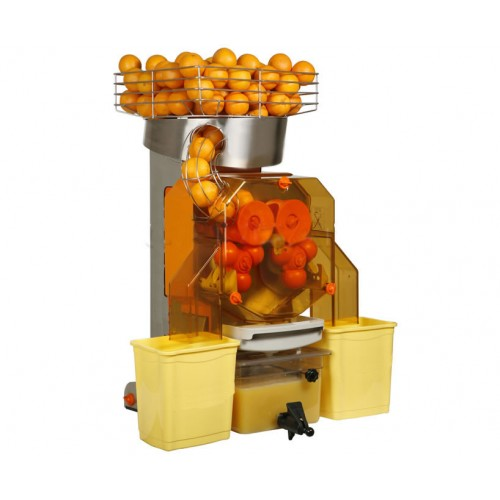 Auto Feed Orange Juice Machine - 38 Oranges / Minute With Juice Tank